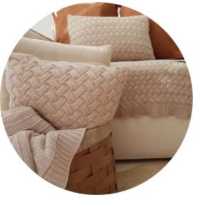 almofada tricot ninive