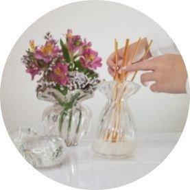 vaso difusor